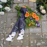 Bestattungshaus Deufrains in Eberswalde - Trauerdruck Beispiele für Schleifen - 2