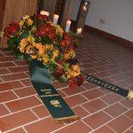 Bestattungshaus Deufrains in Eberswalde - Trauerdruck Beispiele für Schleifen - 4