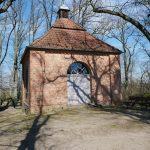 Grimnitzer Friedhof Joachimsthal- Trauerhalle
