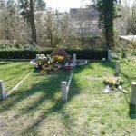 Grimnitzer Friedhof Joachimsthal - anonyme Grabstellen